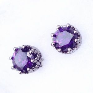 Juicy Couture 8-Point Princess Studs